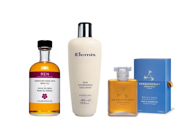 Best Bath Oils