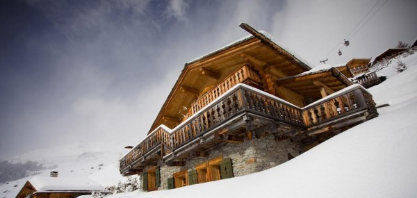Chalet Chineur