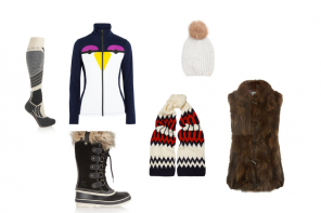 Blow the Budget: Women's Ski Wear