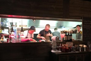 Review of Le Shed, Verbier